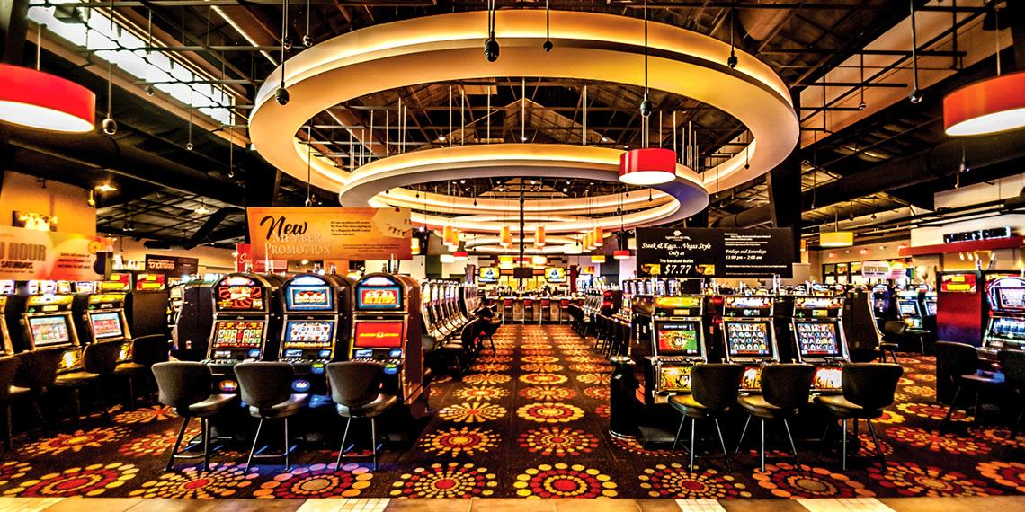 Casino Game Coins HD Wallpaper