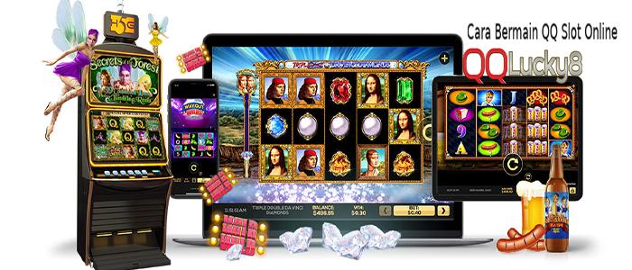 cara bermain qq slot online