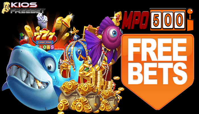 Freebet Slot Online Terbaru 2020 black