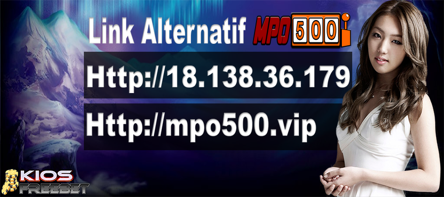 Link Alternatif Judi Slot Online