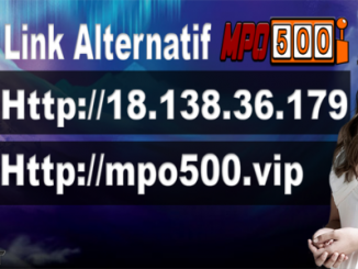 Link Alternatif Judi Slot Online
