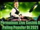 Jenis Permainan Live Casino Online Paling Populer Di 2021